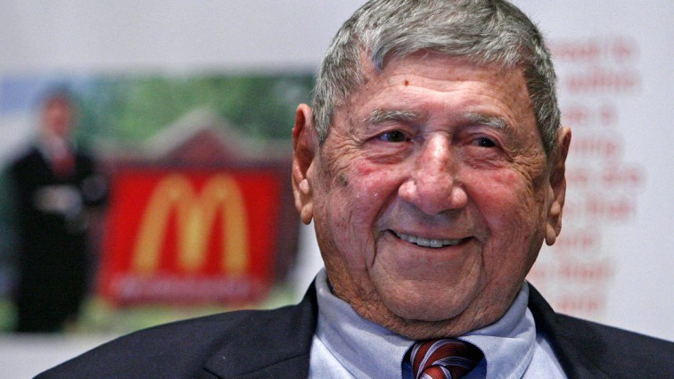 The Big Mac inventor has died aged 98