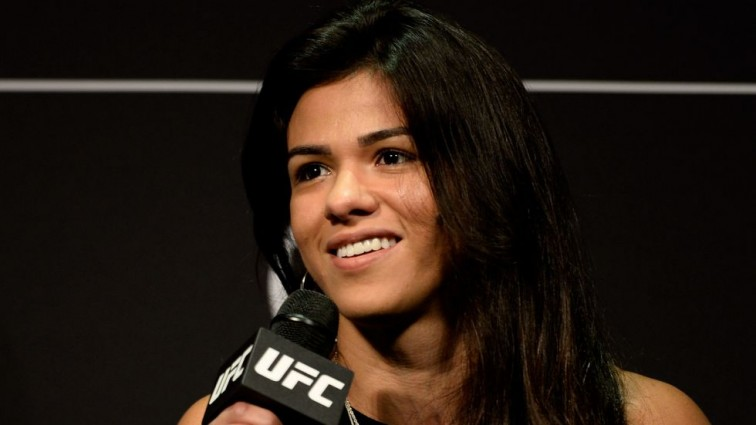 Claudia Gadelha and Carla Esparza get into nasty war of words on Instagram