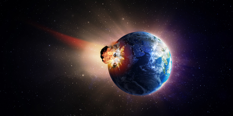 Earth is overdue for an 'extinction level' asteroid strike and we're not prepared at all