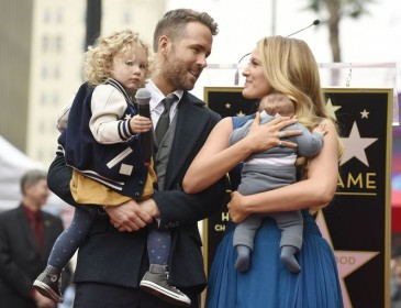 Meet Ryan Reynolds and Blake Lively's daughters