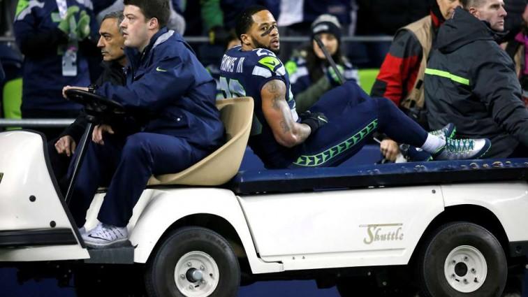 «Freak collision»: Earl Thomas decided to retirement