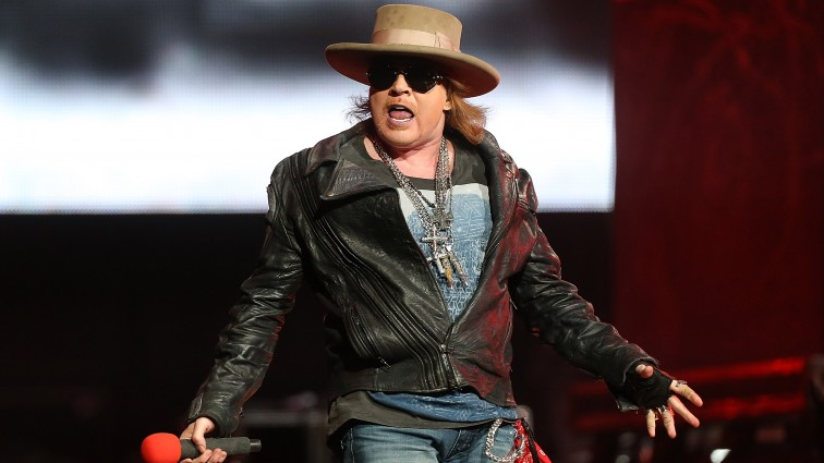 Guns N' Roses add second London date to their Not In This Lifetime tour
