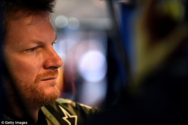 I want to rase but… Dale Earnhardt Jr. medically destroyed all hopes