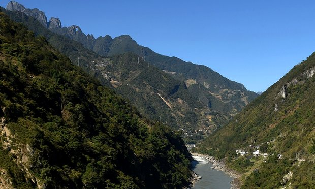 Joy as China shelves plans to dam 'angry river'