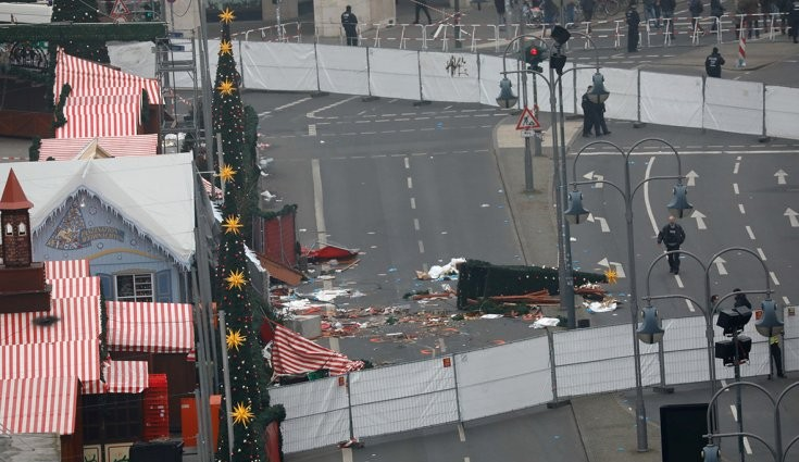 German media name Tunisian as terror suspect in Berlin truck attack on Christmas market