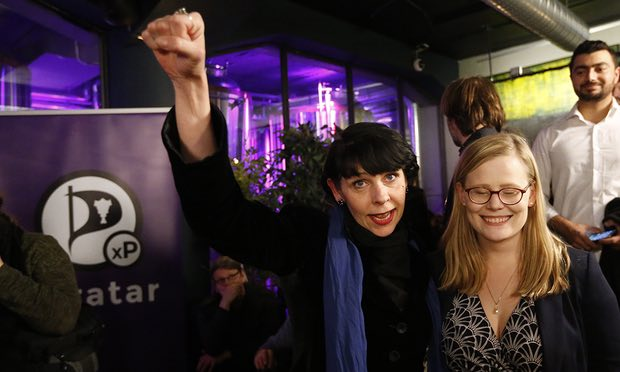 Iceland's Pirate party invited to form government