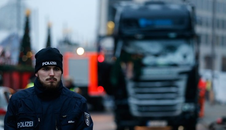 Pakistani suspect arrested following Berlin attack is released