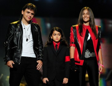 Prince Jackson wants to pass on dad Michael Jackson's lessons about being 'a man'