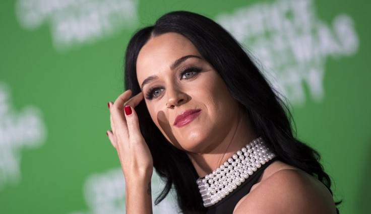 Katy Perry teases new music after promising to unleash Donald Trump fury on album