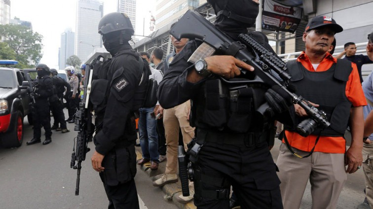Breaking: Three People Arrested Near Jakarta Suspected Of Planning Bomb Attack
