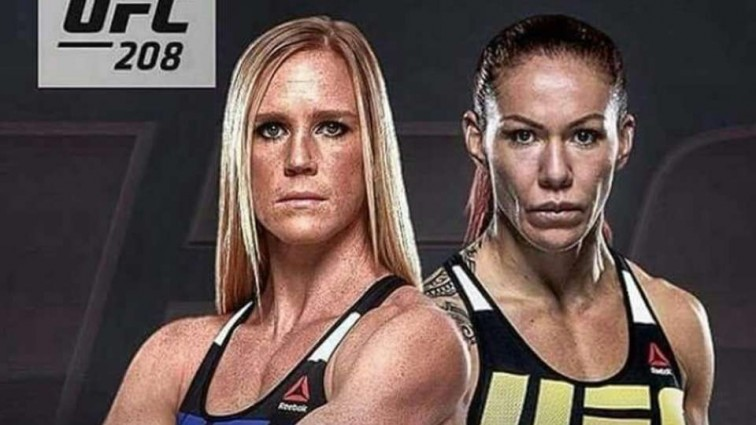 BIG CHANGES: Cris Cyborg will fight Holly Holm at UFC 208