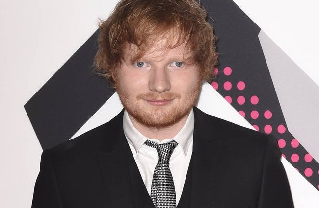 Ed Sheeran has revealed the scar left on his face by Princess Beatrice's sword