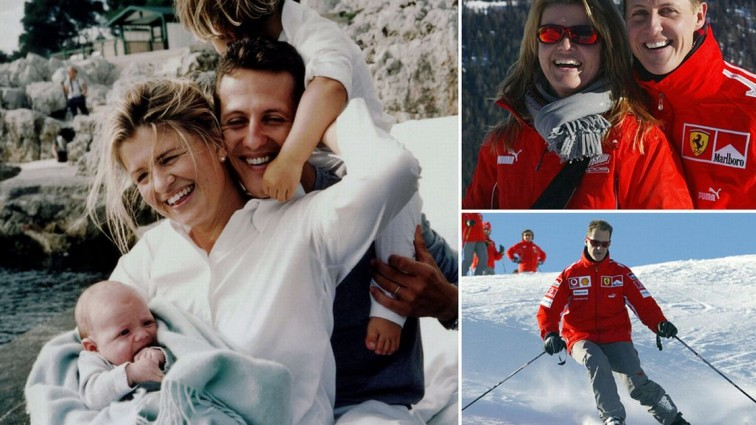 The staggering sum of Michael Schumacher's medical bill has emerged: My heart stopped