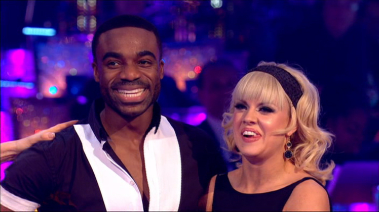 Ore Oduba branded 'the spirit of Strictly Come Dancing' by Len Goodman