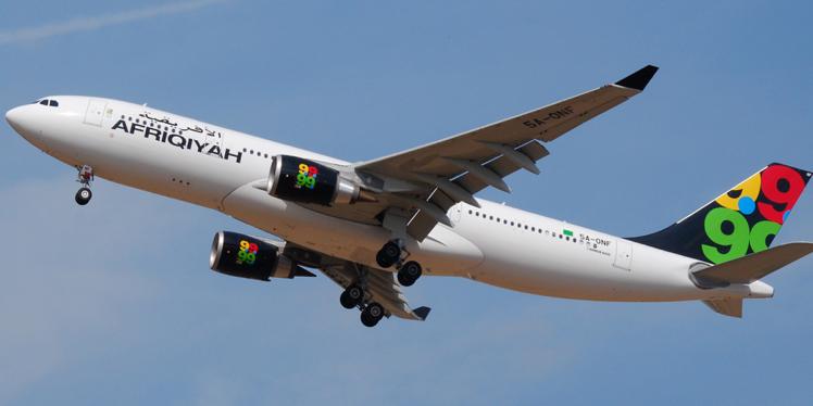 Plane carrying 118 people on board is 'hijacked' over Libya