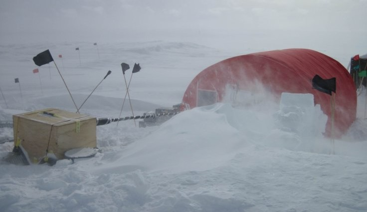 Antarctica is still reeling from rapid melting in the last ice age