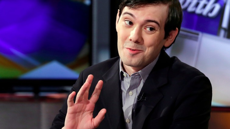 Martin Shkreli mocked a group of high school students who recreated his $750-drug Daraprim for $2