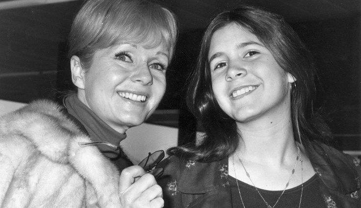 Hollywood legend Debbie Reynolds dies aged 84, one day after her daughter Carrie Fisher passed away