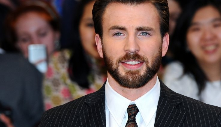 Why Captain America's Chris Evans is Hollywood's most bankable star for second year running
