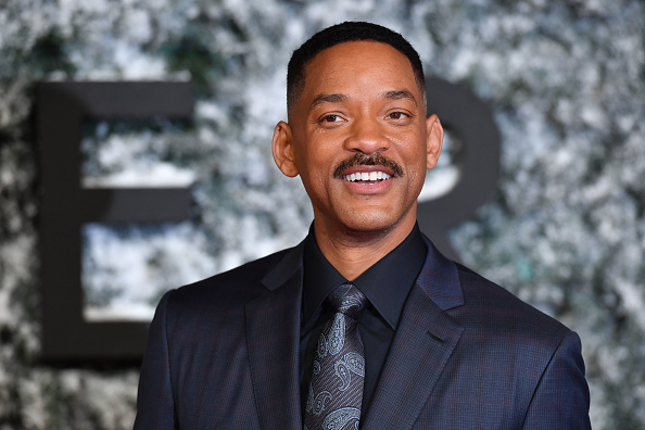 Will Smith leads cast of Collateral Beauty at London premiere
