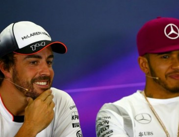 Alonso Will replace Rosberg at Mercedes