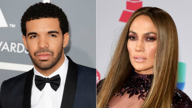 Drake and Jennifer Lopez making sweet music – not love – together, as dating rumours mount