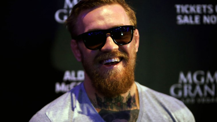 This Conor McGregor Instagram Post Is Seriously Bamboozling