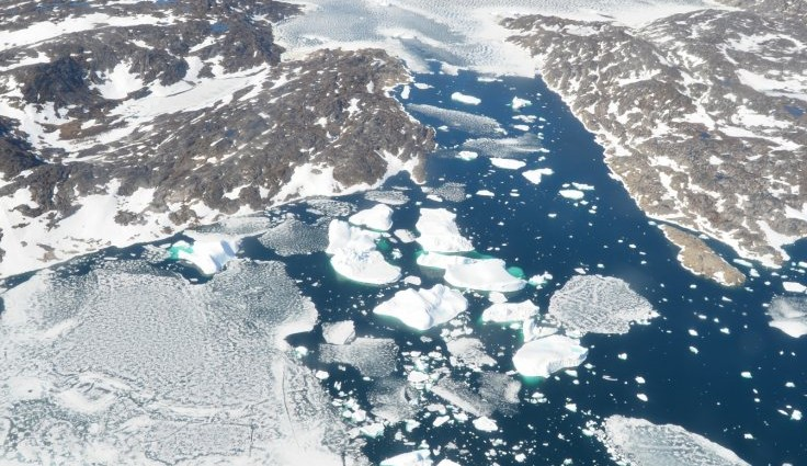 Greenland's ice sheet once did a vanishing trick that lasted 280,000 years