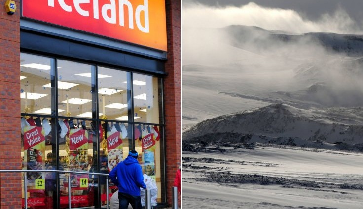 Iceland vs Iceland: Trademark row between supermarket and nation escalates