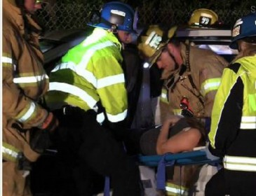 Tom Brady In Car Crash – Jaws Of Life Used To Rescue Other Driver