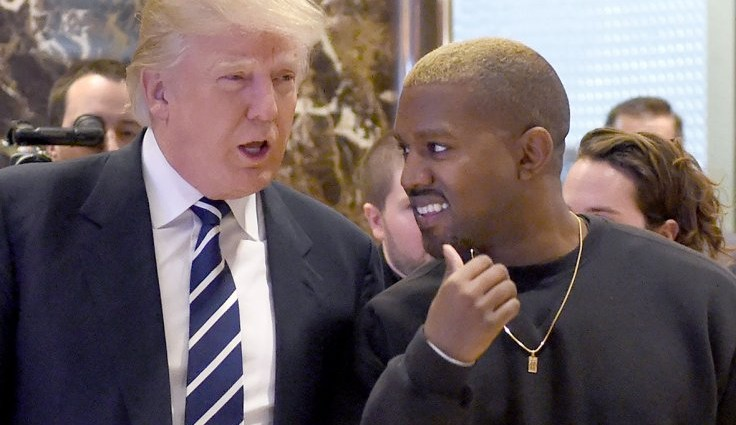 Professor Green on Kanye West visiting Trump: 'Rap plays a part in politics'