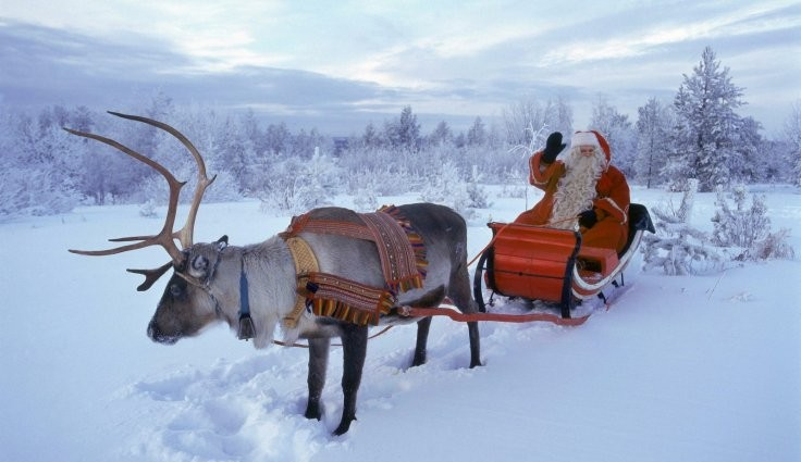 British woman working as Santa tour guide in Lapland stabbed to death