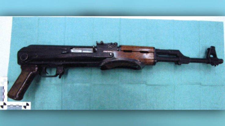 Alleged terrorist with loaded Kalashnikov arrested in Rotterdam