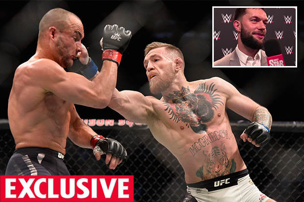 Exclusive: Ufc Star Conor McGregor Will Be My Wwe Tag-team Partner, Claims Superstar