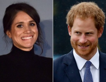 Plane smitten! Meghan Markle spotted alone in Heathrow airport after romantic week with Prince Harry
