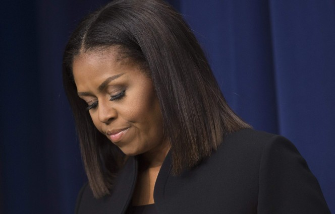 Michelle Obama: Hope is dead