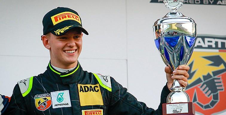 Official: Schumacher Jnr. to become next Mercedes F1 driver