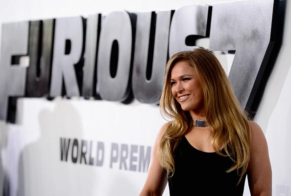 UFC star Ronda Rousey's roommate reveals figheter's fondness for nudity