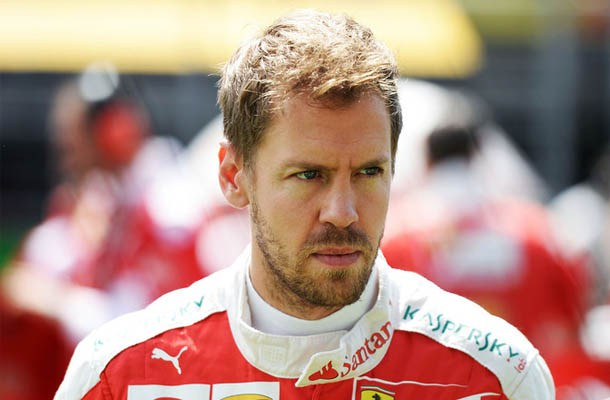 Sebastian Vettel leave Ferrari to go to Mercedes (Photo)