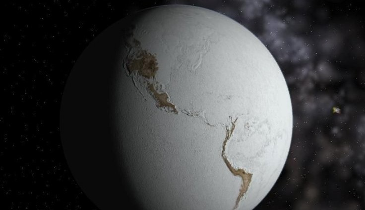 An acid rainstorm lasting 100,000 years melted snowball Earth to let life emerge