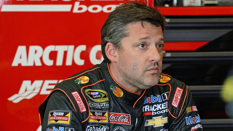 A of lot people start hate Tony Stewart for this new hobby after retreinment. What about you?