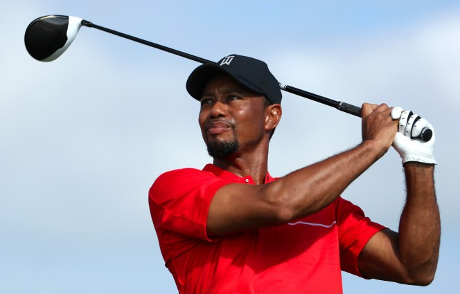 Tiger Woods' big talk the sign everyone has been waiting for