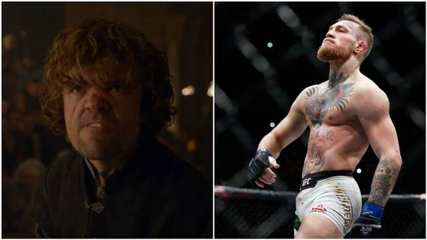 Conor McGregor 'headhunted by HBO' to appear in Game of Thrones