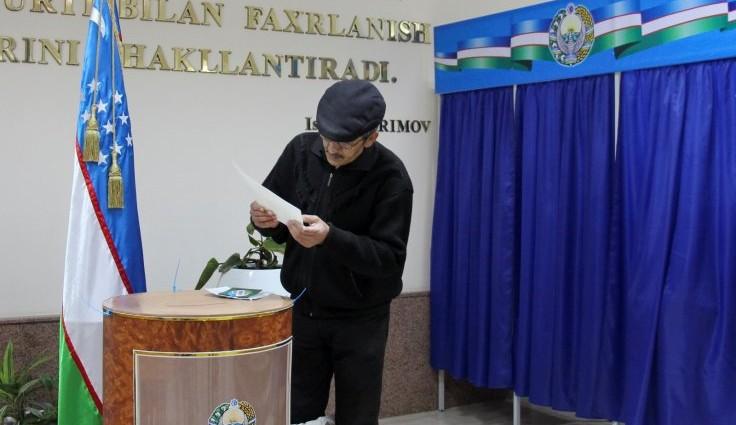 Uzbekistan votes to elect its second-ever president after Islam Karimov's death