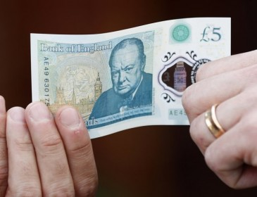 Canadian firm CCL to acquire UK's new £5 note maker Innovia for £680m