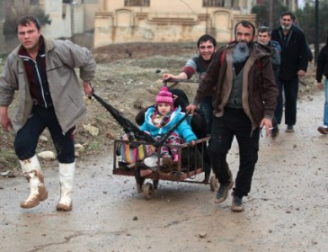 Presence of Mosul Civilians Hinders ISIS' Use of Planted Bombs