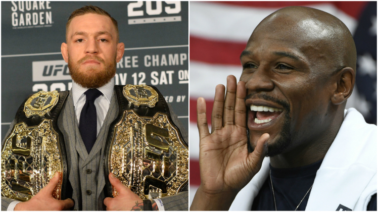 Floyd Mayweather Reveals Huge Offer Has Been Made To Conor McGregor