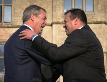 Who should play Nigel Farage? Warner Bros producers 'in talks' to make Brexit film