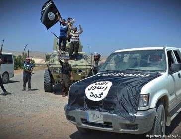 Career terrorist? IS recruits fighters from Central Asia