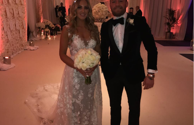 Conor McGregor's Sister Thongs Out … (Gawk at Your Own Risk)